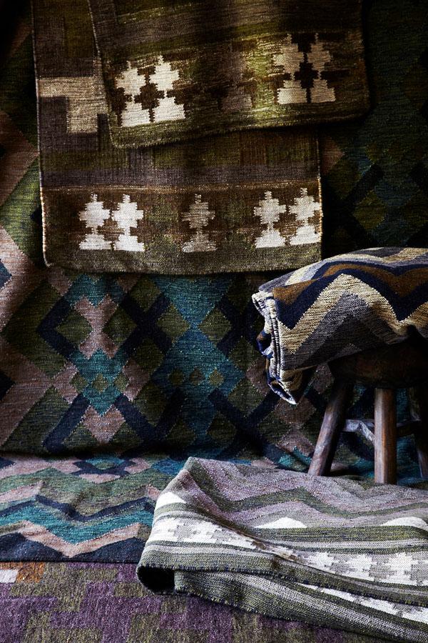 Design Crush: Cultiver Rugs by Mariella Lenna
