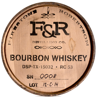 From  Firestone & Robertson Distilling Co.