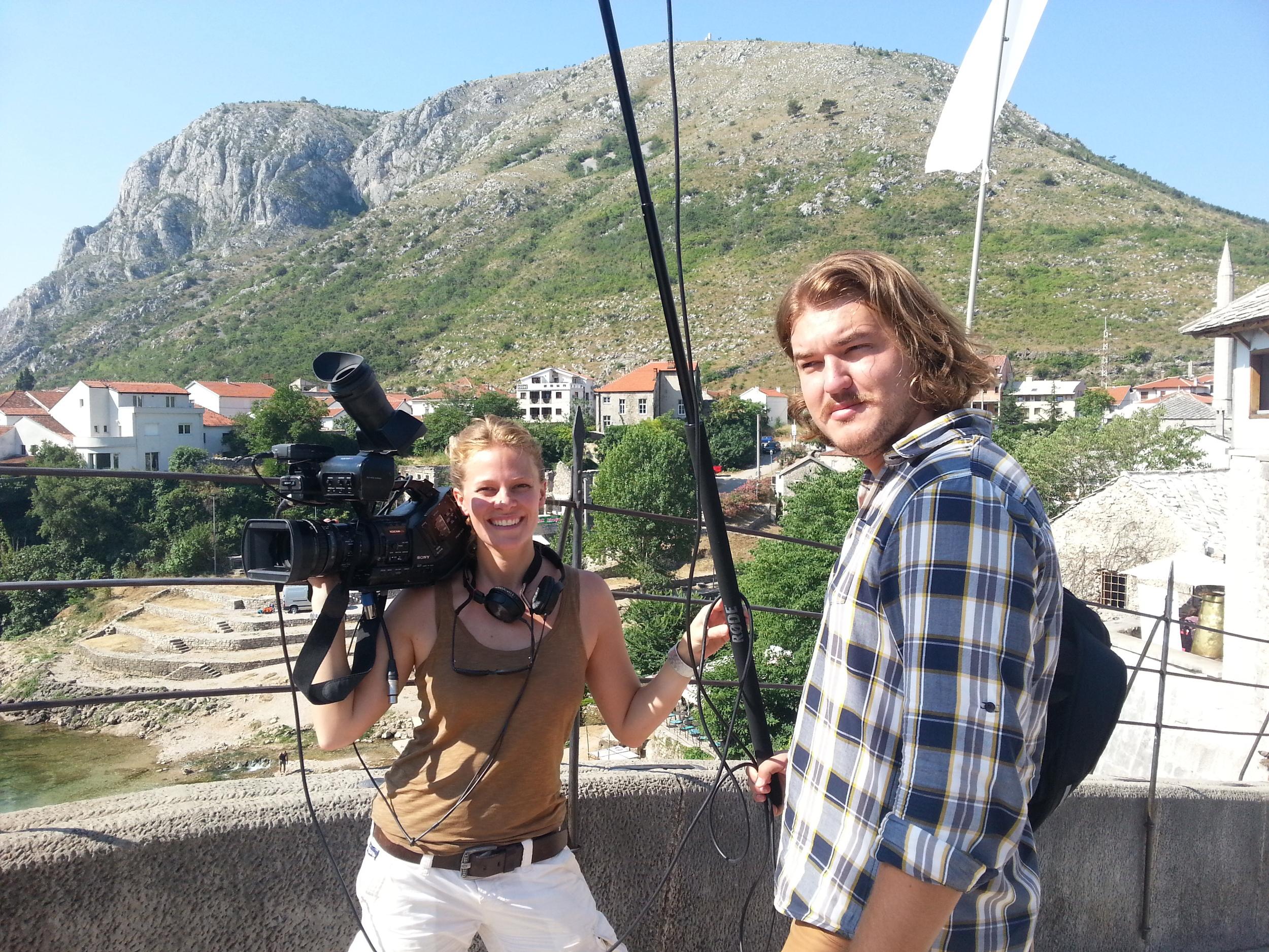 Sophia & Srdjan, Mostar July 2013