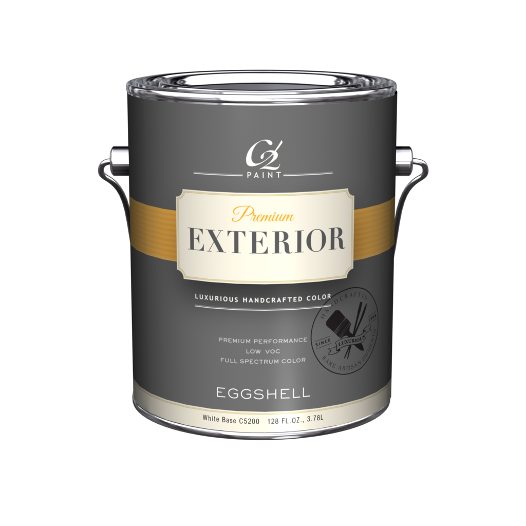 C5200 Exterior Latex Eggshell is a 100% Acrylic formulation designed for application to most exterior surfaces where a slight angular sheen is desired. C5200 is specifically formulated to provide outstanding covering power, excellent flow and leveling, tenacious adhesion and weathering characteristics, like gloss and color retention, that are second to none.
