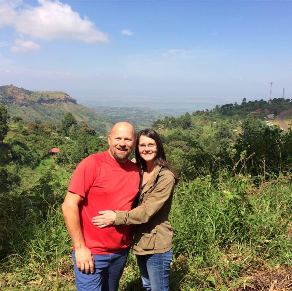 James Family  Church Planting in Uganda // Uganda Kids Project