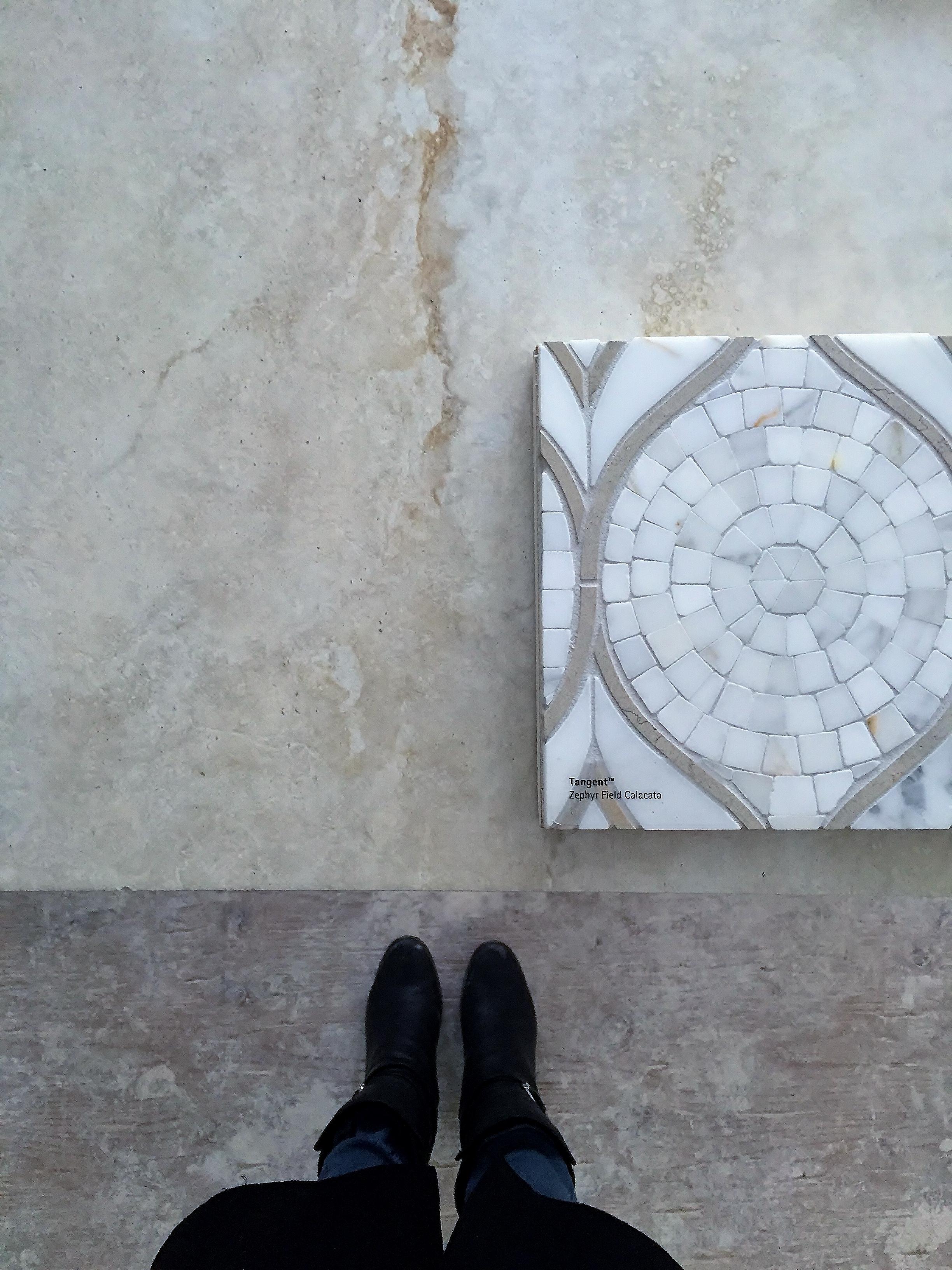 mediteranean meets mosaic