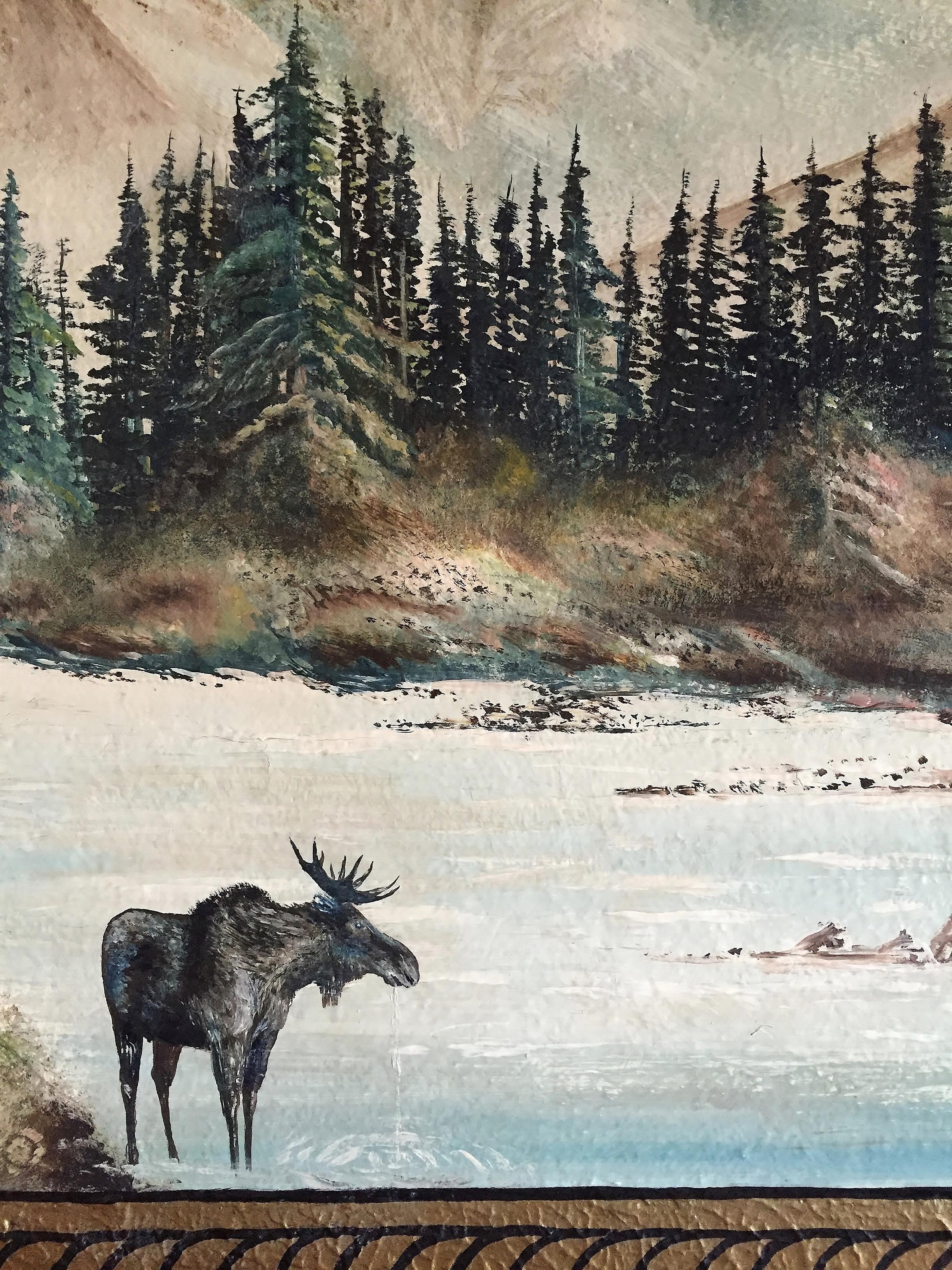 meet the moose