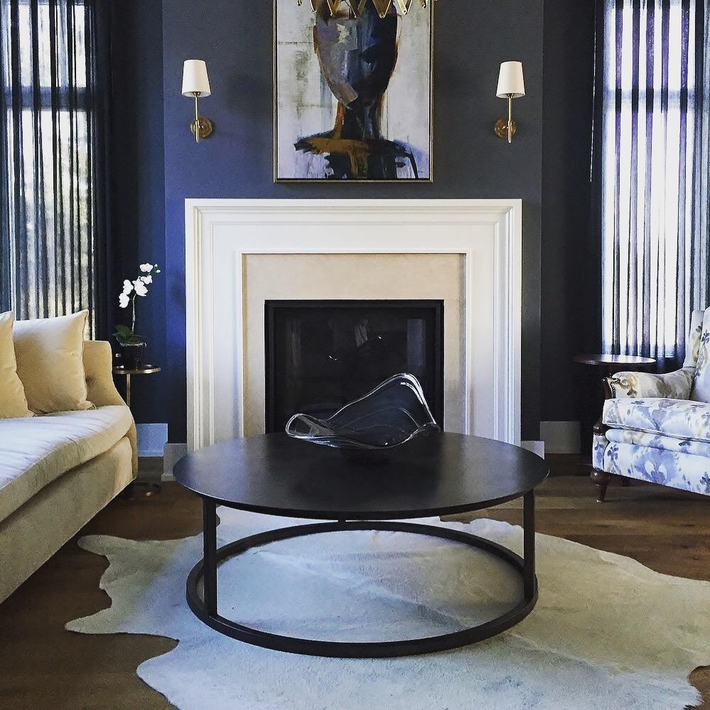 kelvin grove residence, sitting room
