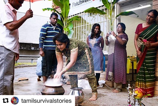 Wishing all Tamils in our homeland and the diaspora a happy Thai pongal. And a big shoutout to our farmers, their animals, nature and our dear Surya. #pongal #survivalstories #tamilstories
