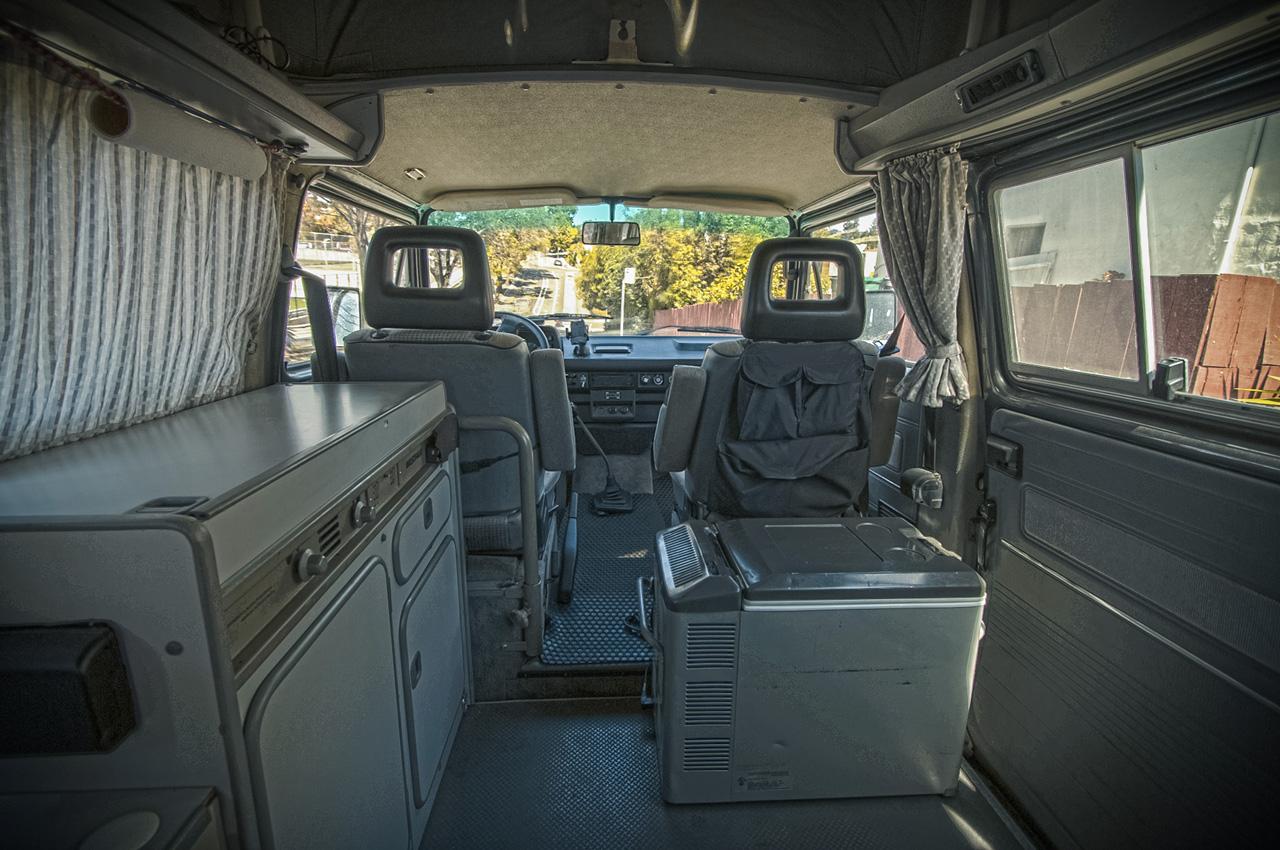 1989 VW Syncro Westy TDI — stephen deLuca
