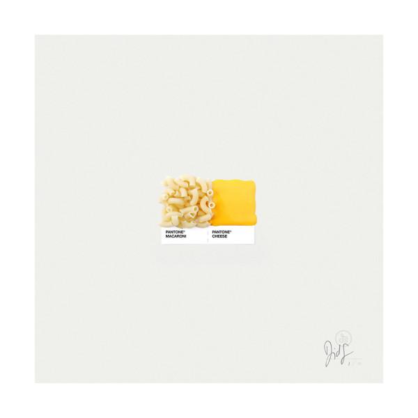 Macaroni& Cheese.