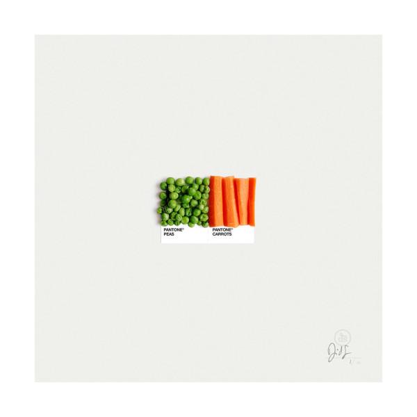 Peas & Carrots.