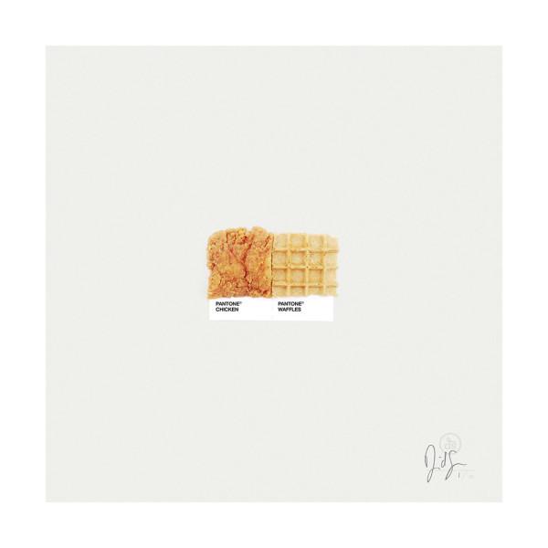 Chicken & Waffles.