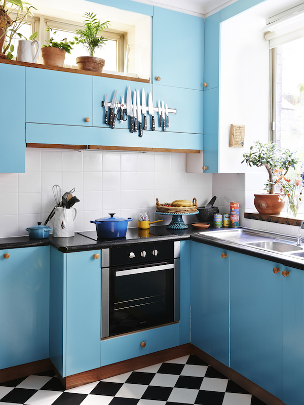 Kitchen. Photo – Eve Wilson. Production – Lucy Feagins/The Design Files.