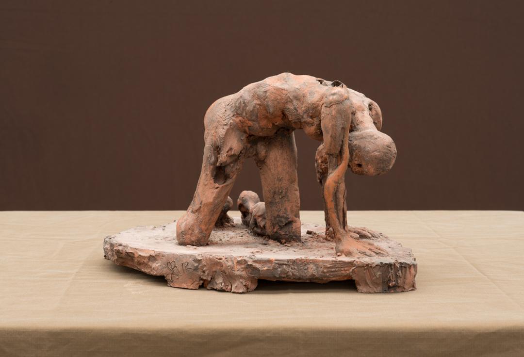 Jimena   Roman    Him Underground    Terracotta clay    $2,500