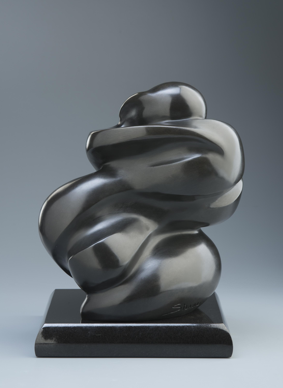 Shray Title: 'Balancestruck II'  Size: 17 x 13 x 13 Price: $10000 Medium: Sculpture