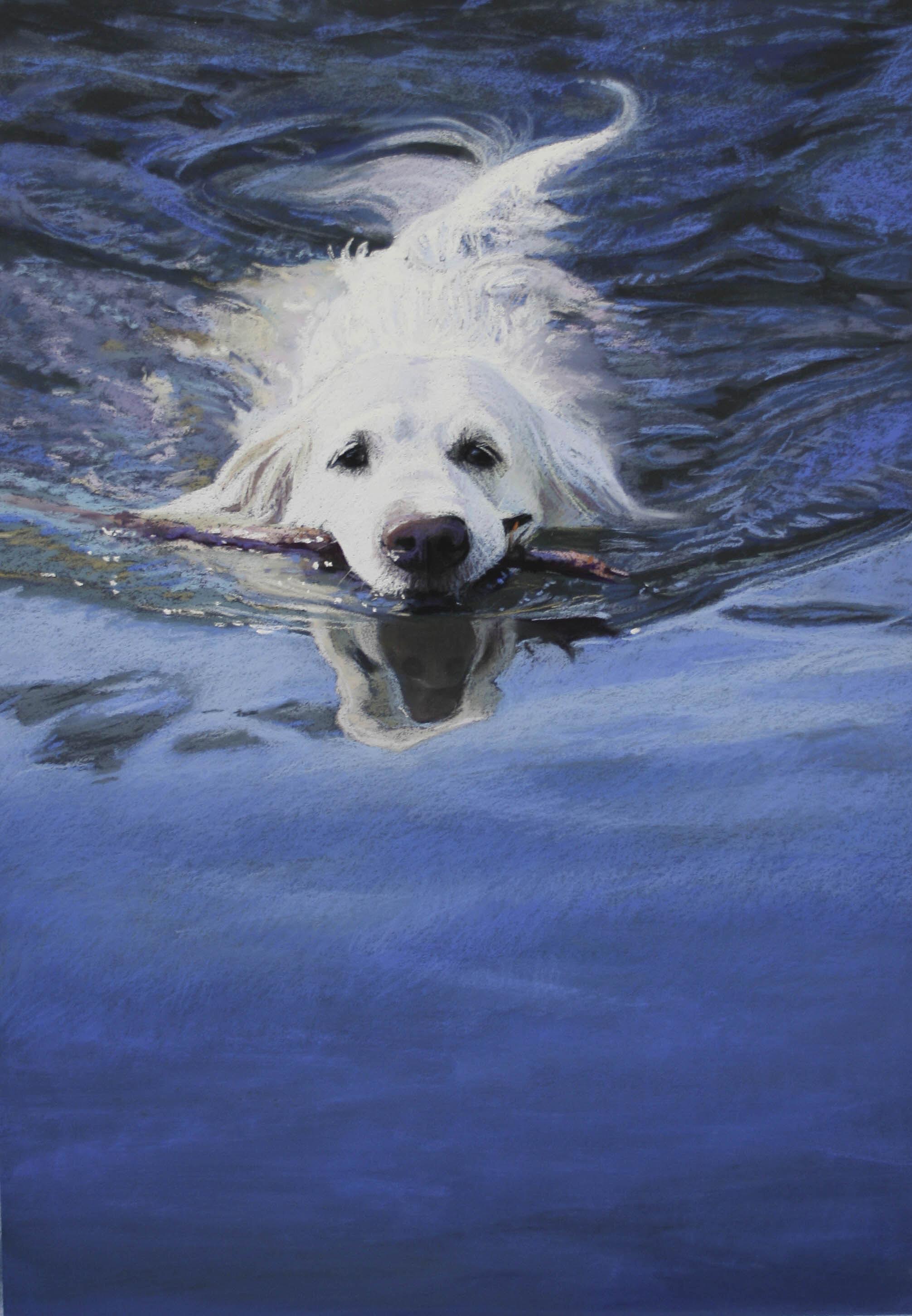 Lisa Gleim Title: Smooth Sailing Size: 26 x 19 Price: $