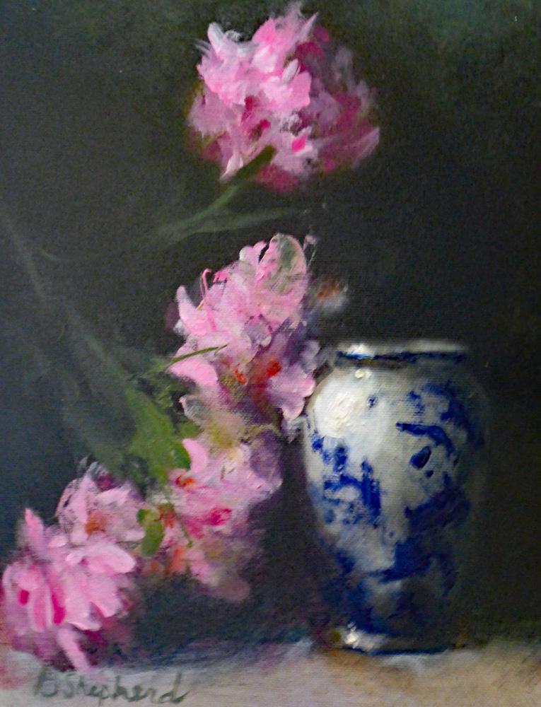 Gloria Shepherd Title: Think Pink Size: 12 x 9 Price: $200