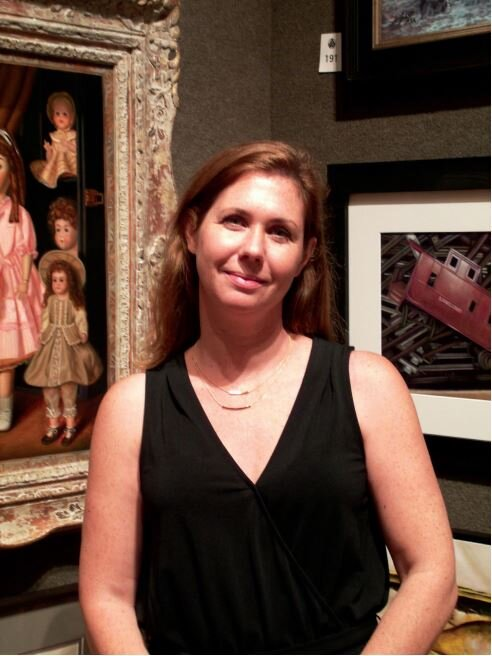 Elizabeth Allan Curator of Collections and Exhibitions at Morven Museum and Garden