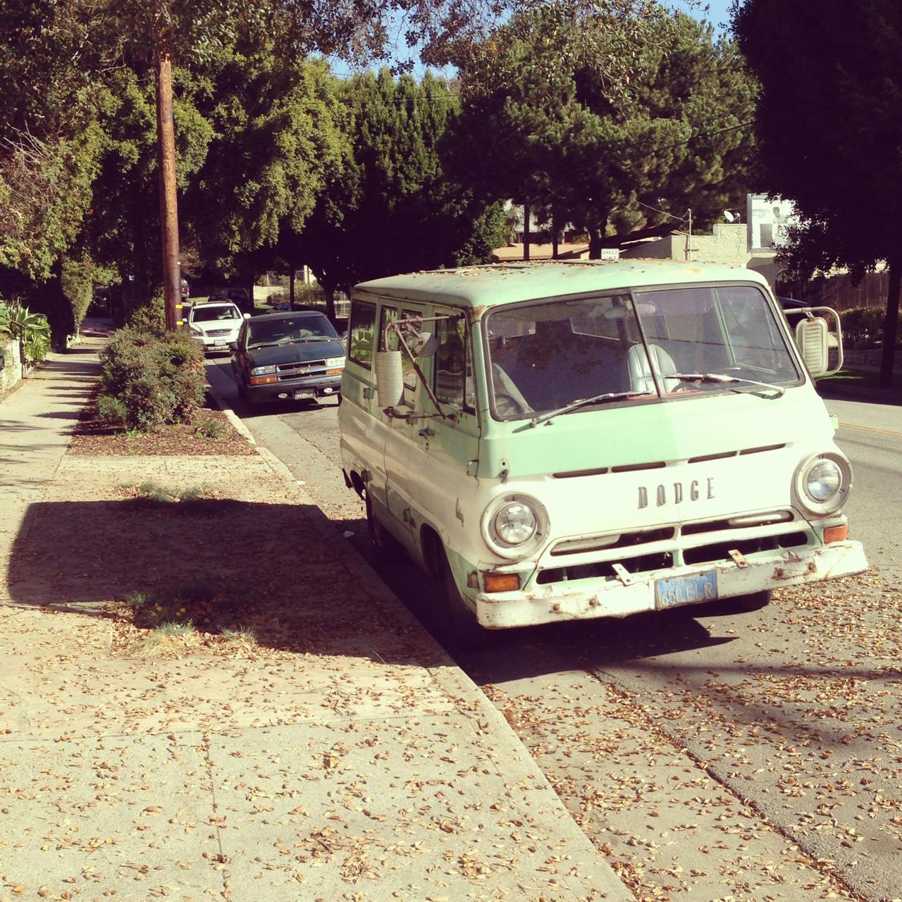 A pretty awesome van.