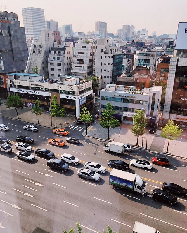 Seoul was incredible, I highly recommend it to anyone visiting that part of the world.