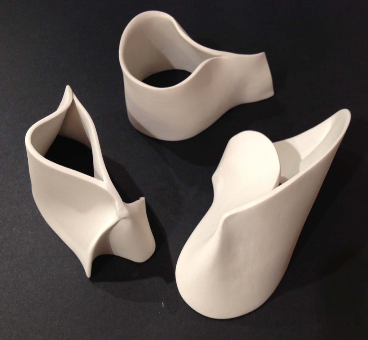 Architectural Residue(s): Folding Forms