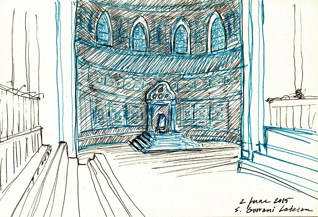 ArciBasilica di San Giovanni in Laterano: Apse