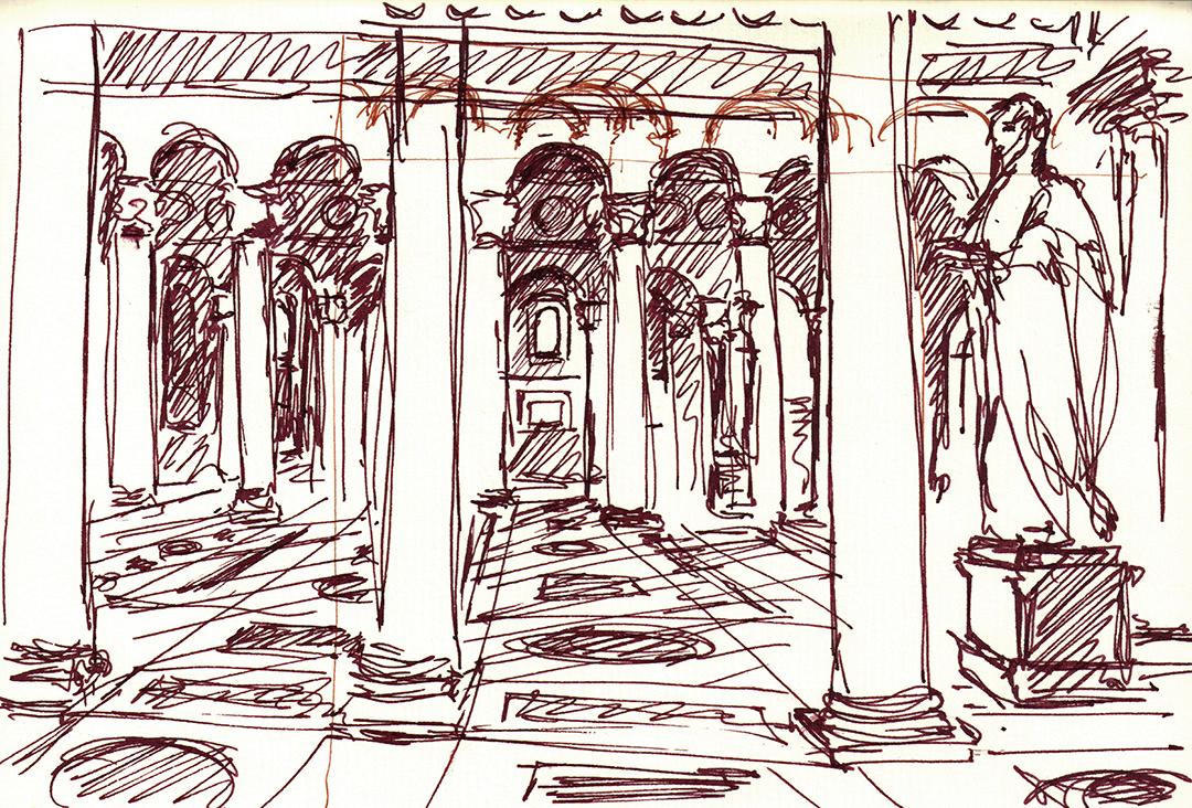 Basilica di San Paolo fuori le Mura (St. Paul outside the Walls)