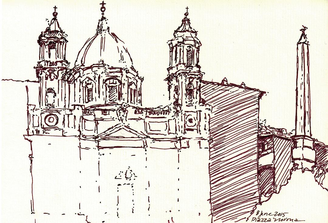 Sant'Agnese in Piazza Navona