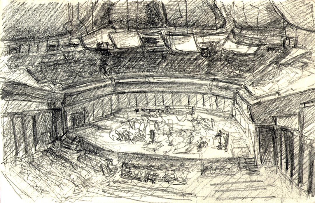 AUDITORIUM PARCO DELLA MUSICA, by Renzo Piano