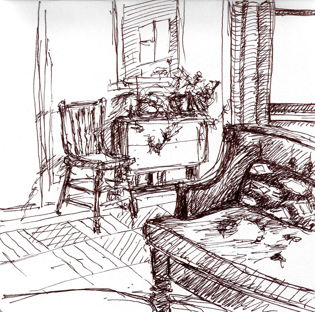 Jeff's Apartment, Washington Heights