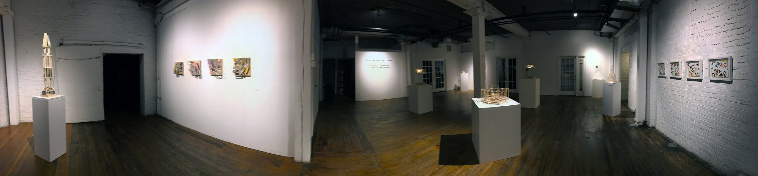 Octagonal Meditations Exhibition