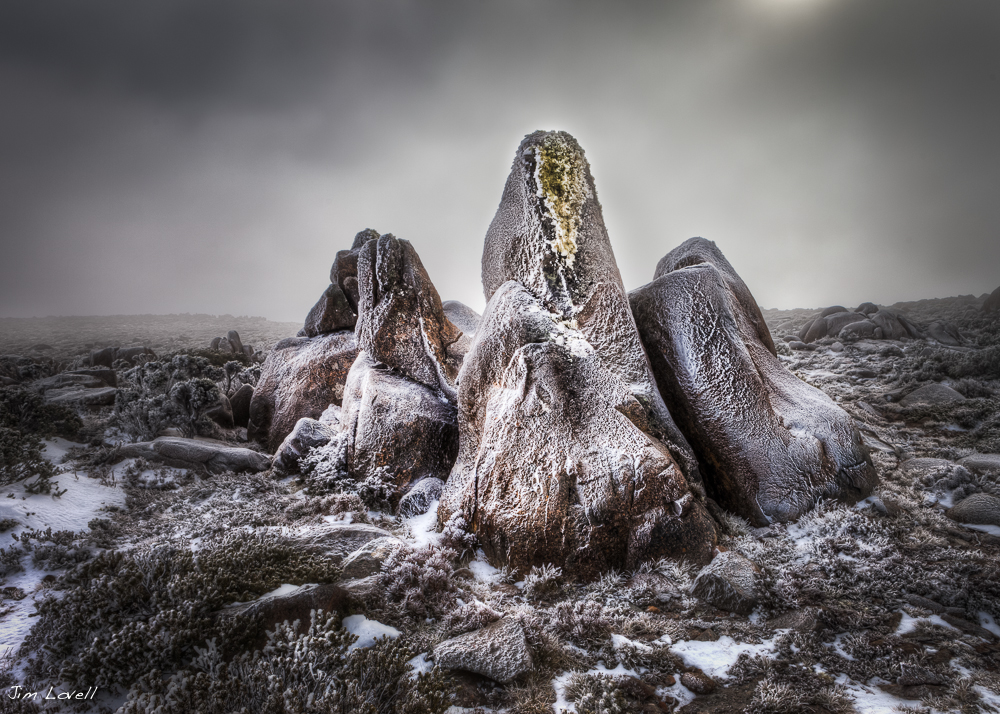 Rocks and Ice