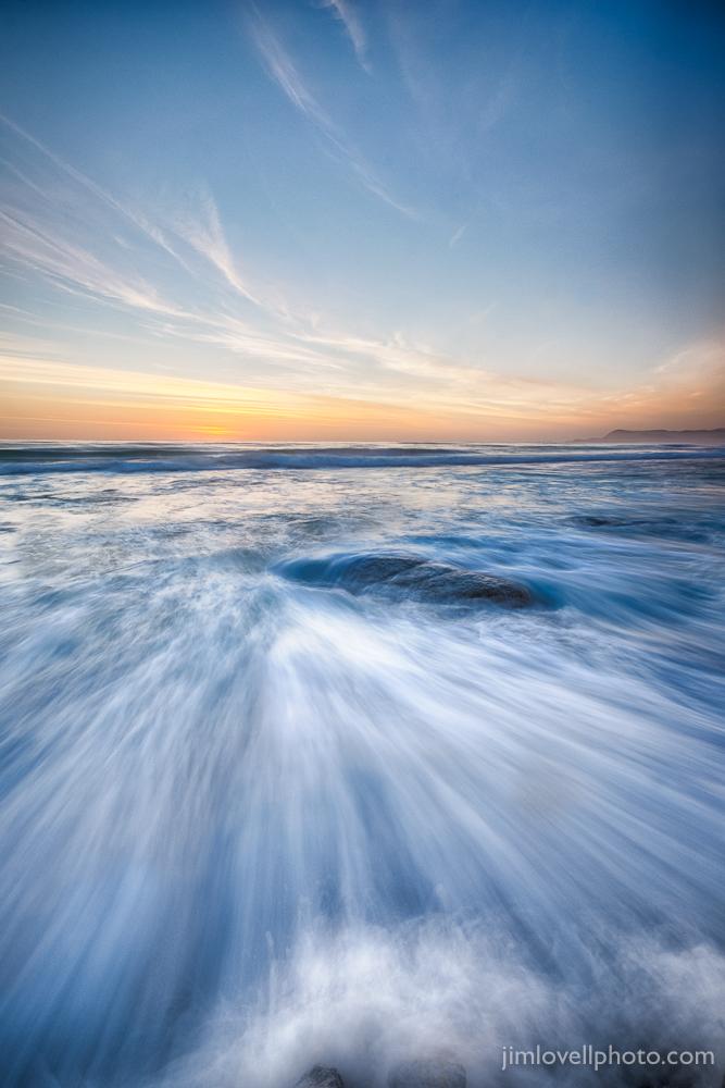 Friendly Beaches Sunrise