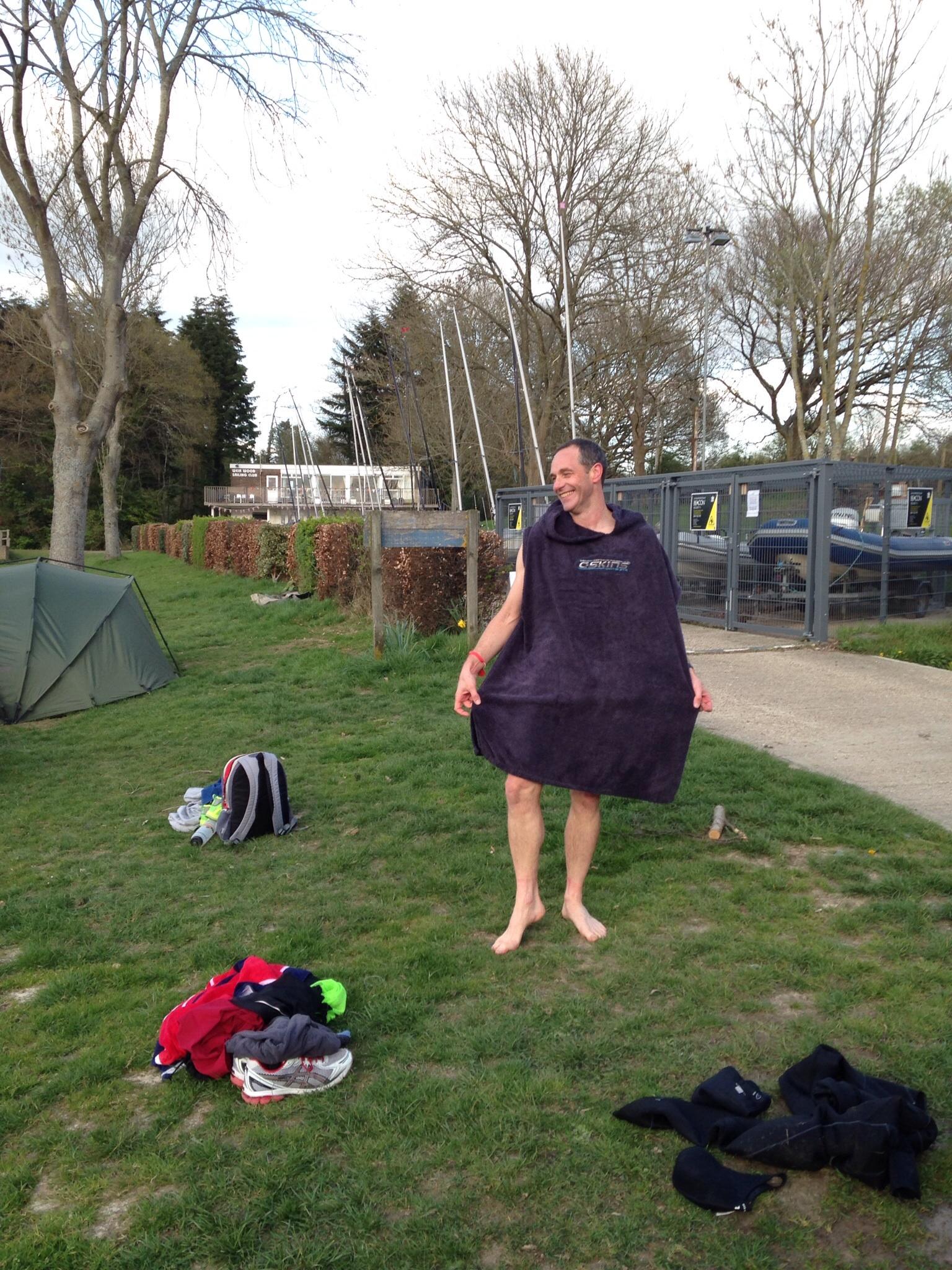 Kevins new wardrobe
