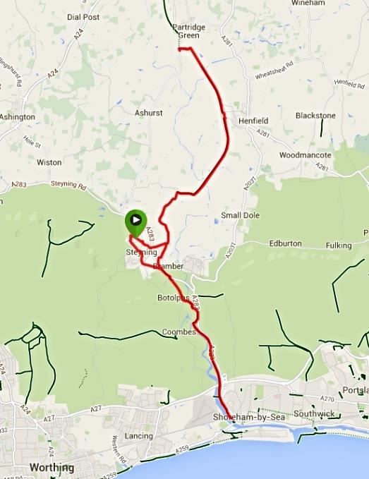 Fun 36 route