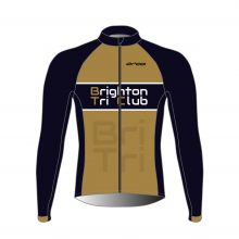 Men's Jersey LS Fleece Club- £69