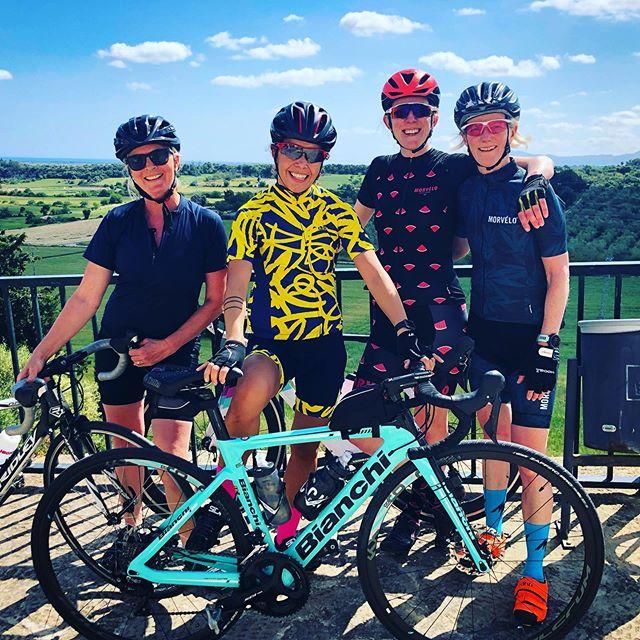 Brighton Tri Club Camp 2019 cycling group C 😍😍😍😍 - - - - #tricamp2019 #brightontriclubtrainingcamp #mallorcacamp #triathlontraining #brightontrimallorca #whatgoesontour #triathletesontour #brightontriclub - - 📸: @picsbyrichtc  @gottotri