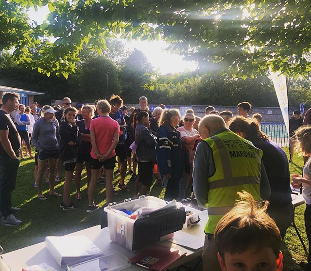 Amazing turnout (record numbers!) at @pellspool this week for our regular GoTri aquathon event. Well done to all who raced and volunteered. Next and final one of the year : Wednesday 17 July, be there or miss out for another whole year!! Note.. we expect a sell out event on the 17th so sign up in advance to secure your place. This weeks results in our bio.