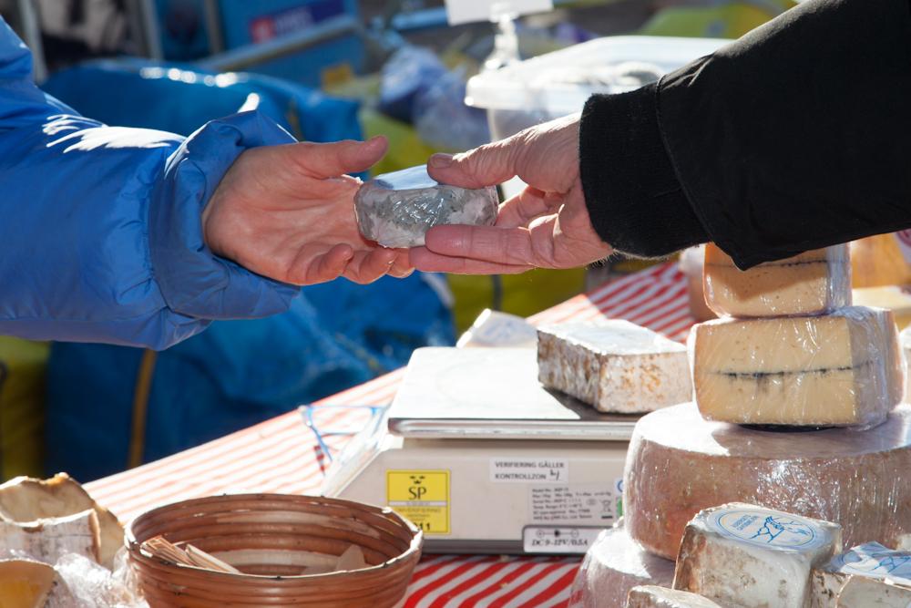Att sälja Åsbergets ostar är en, på flera sätt, god affär.