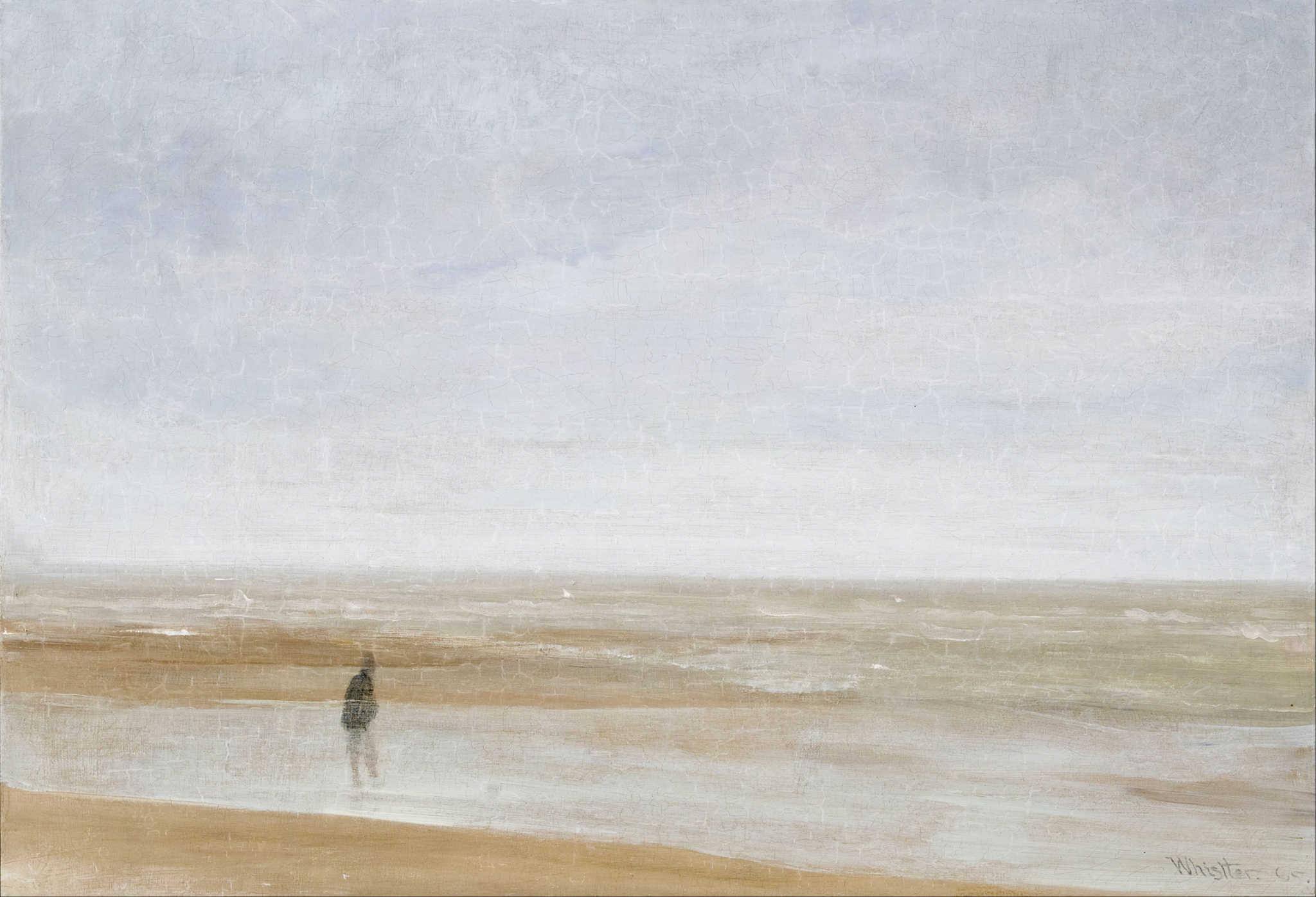 James McNeill Whistler, Sea and Rain