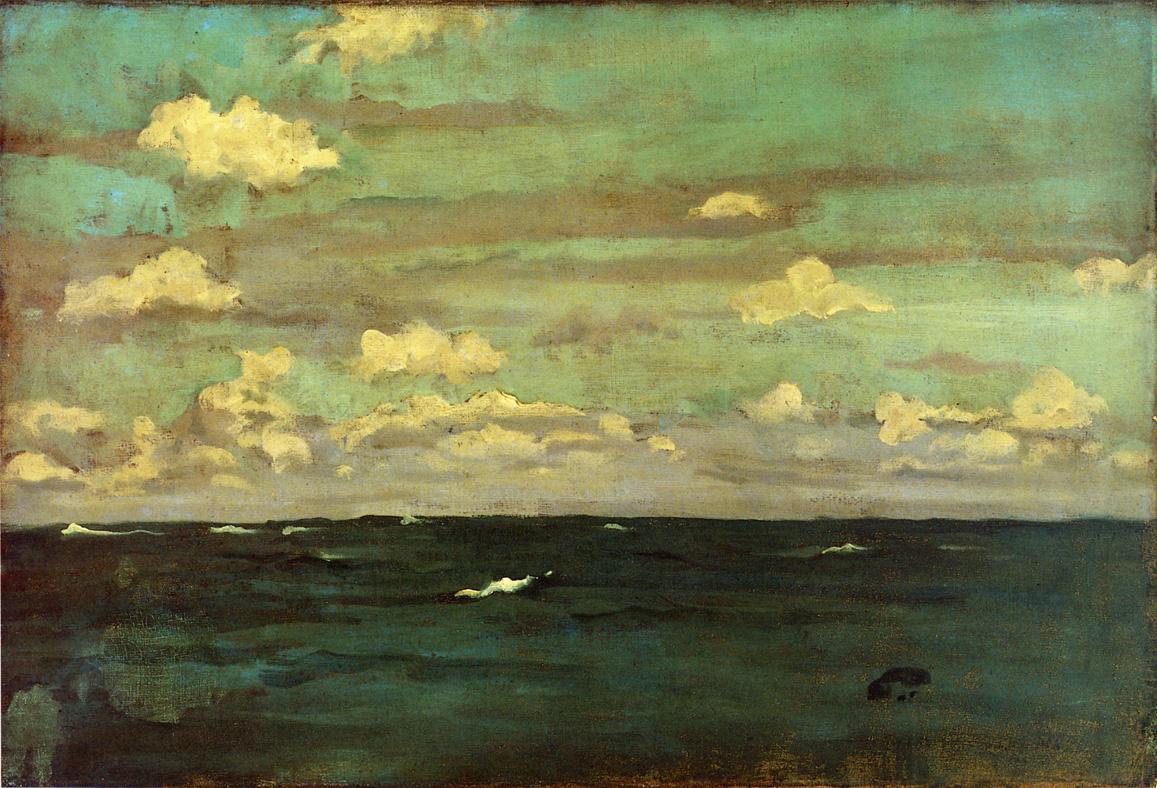 James McNeill Whistler, Seal Maiden