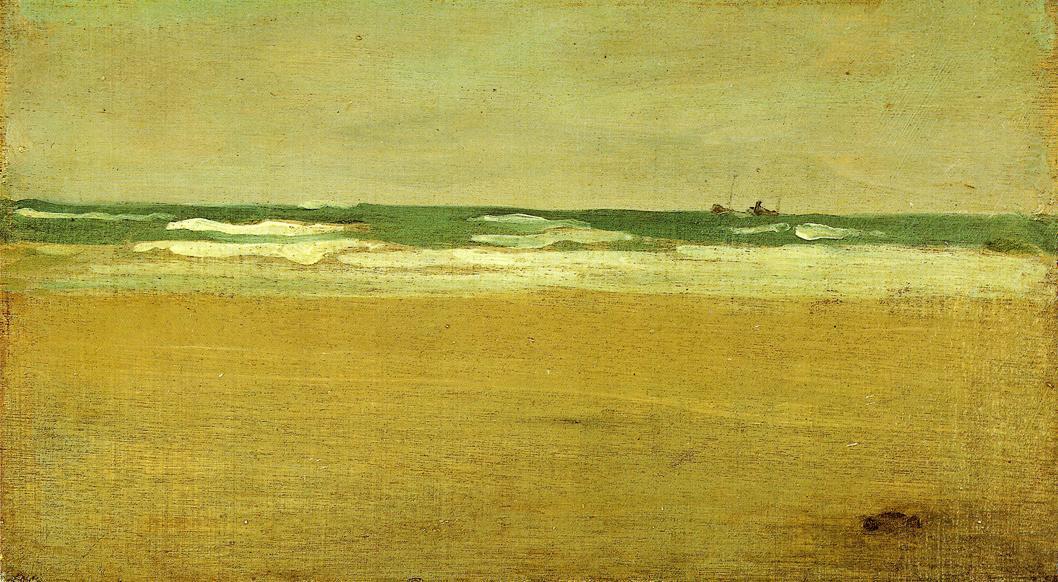 James McNeill Whistler, Angry Sea