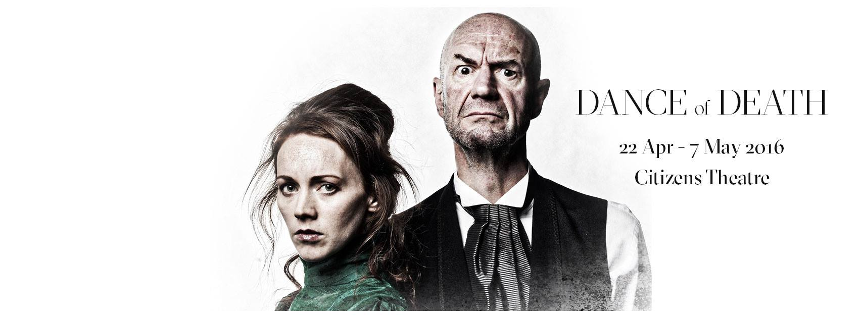 starring Lucianne McEvoy,Tam Dean Burns and Andy Clark (not pictured)
