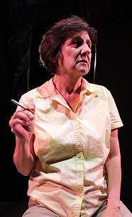 Toni Press-Coffman as Violet