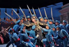Duchess and her regiment