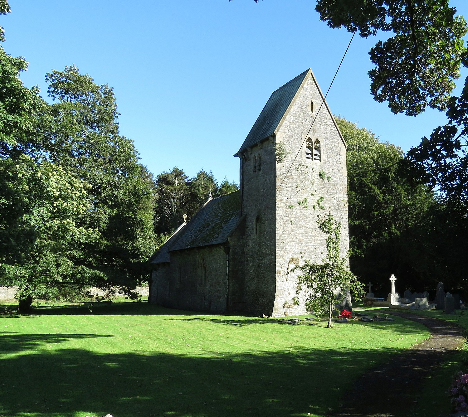 St. Bleiddian's Church