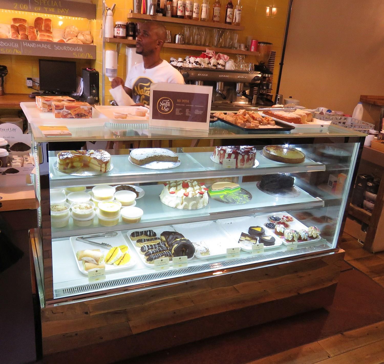 Portuguese Bakery goodies