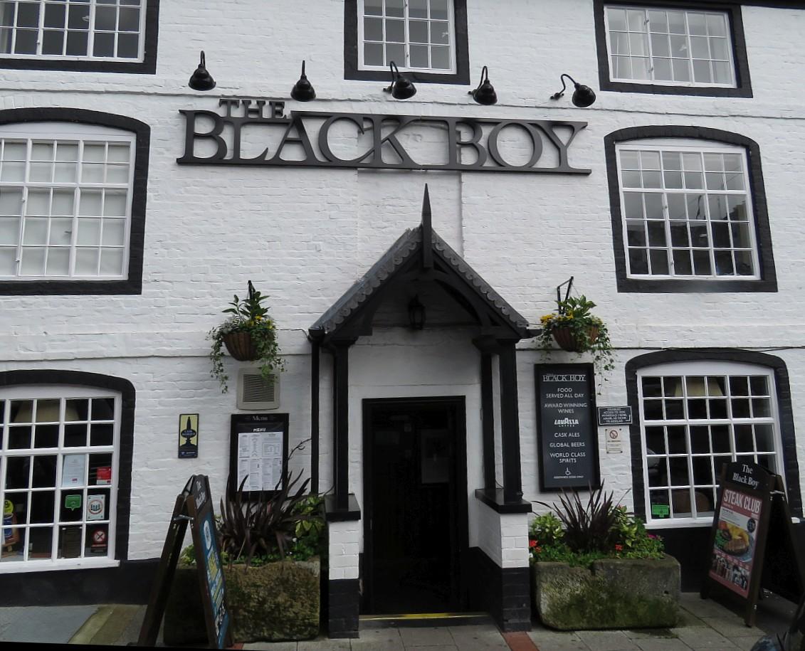The Black Boy Pub