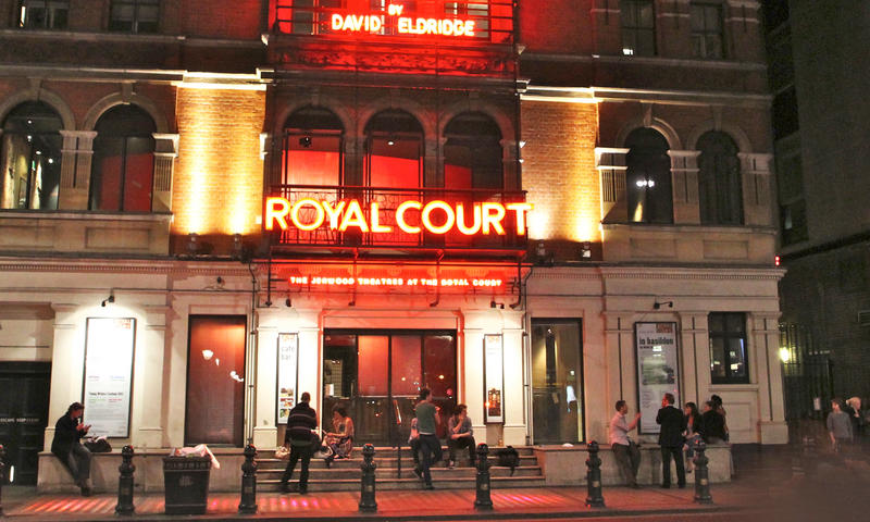 Royal Court Theatre on Sloane Square