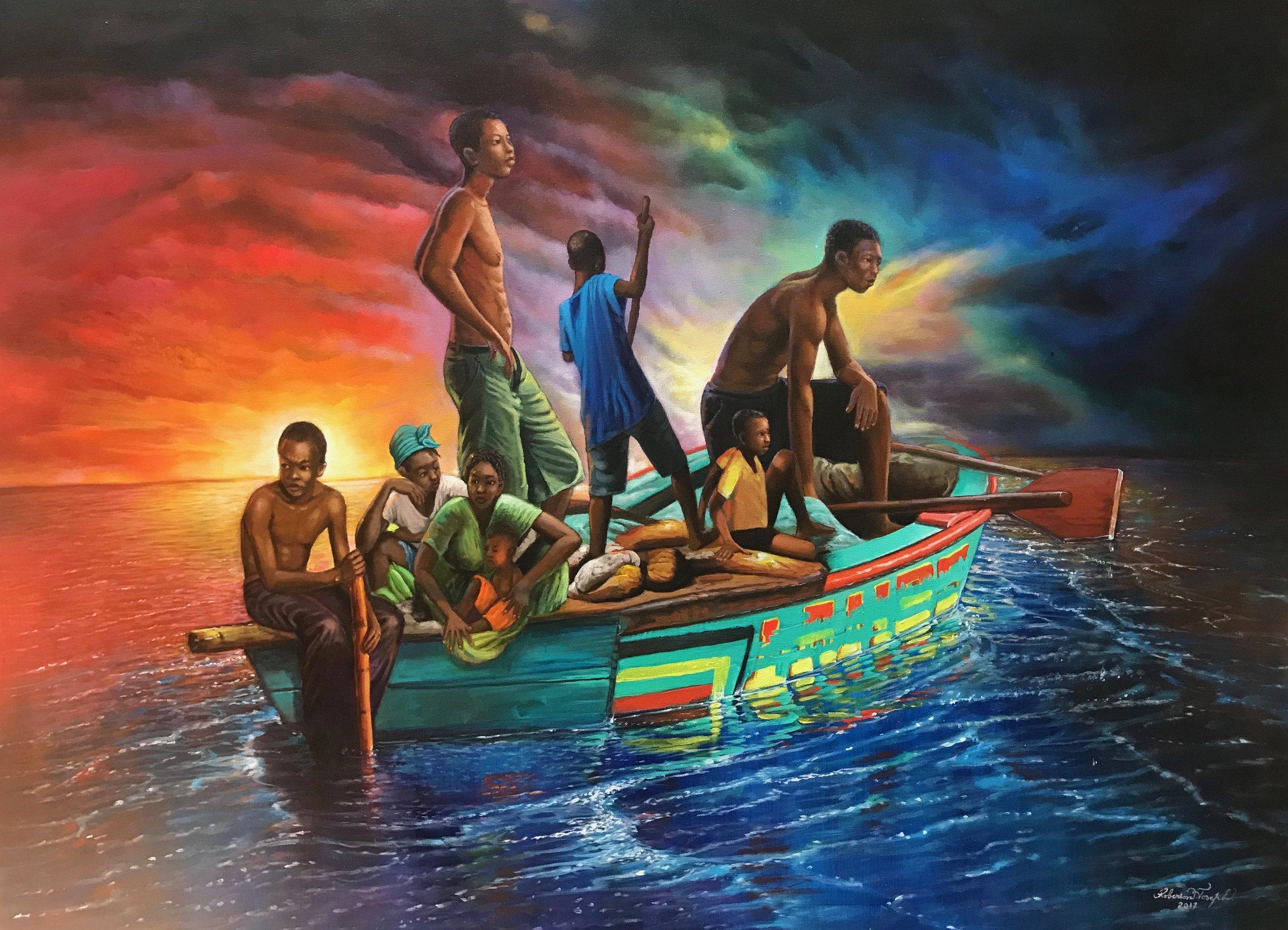 Roberson boat people.JPG