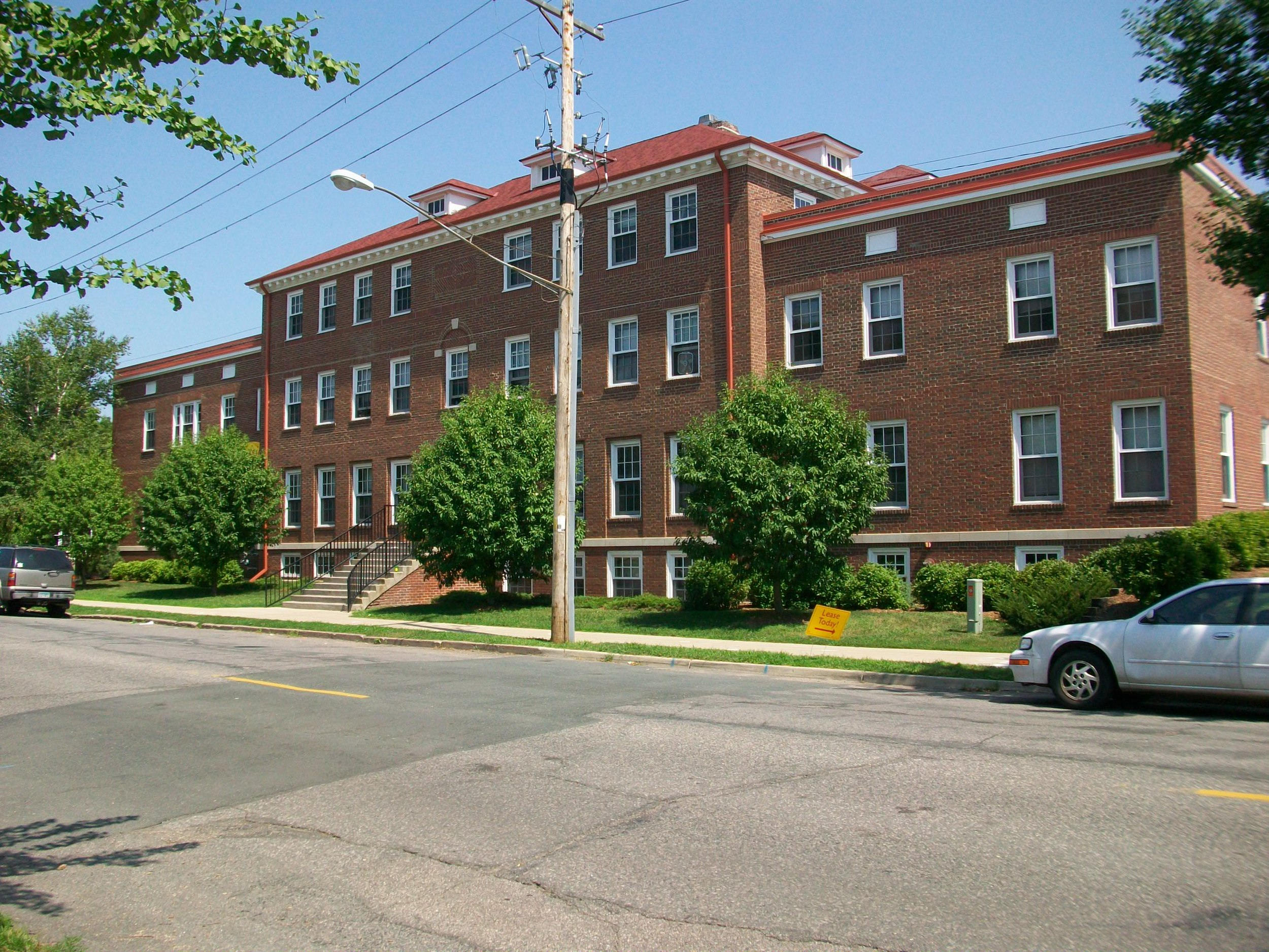 Bottineau Lofts—conversion of historic building to apartments