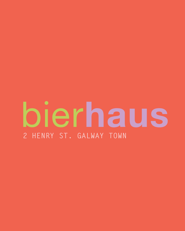 Bierhaus-Galway-Logo