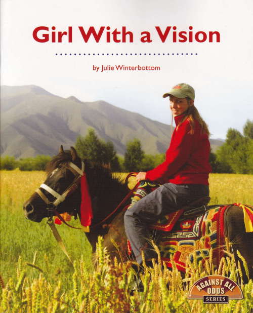 Girl With a Vision